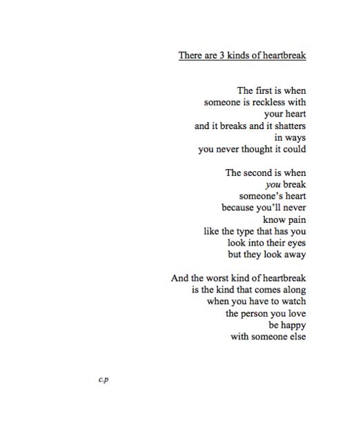 Heartbreak Tumblr Poems | www.pixshark.com - Images ...