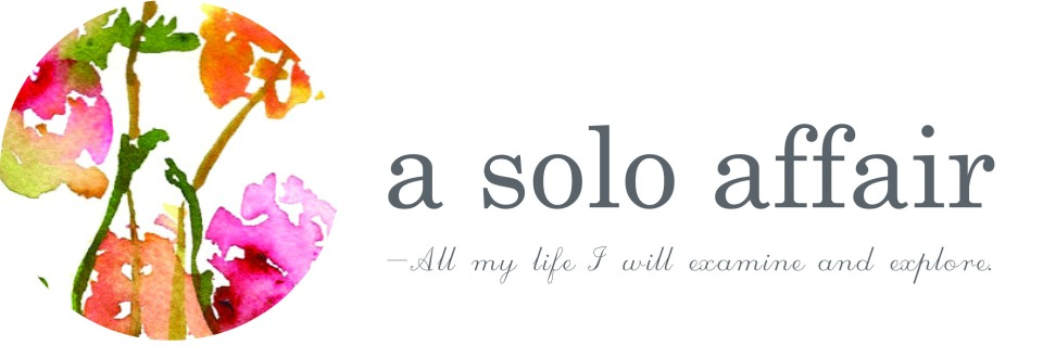 A SOLO AFFAIR alt3